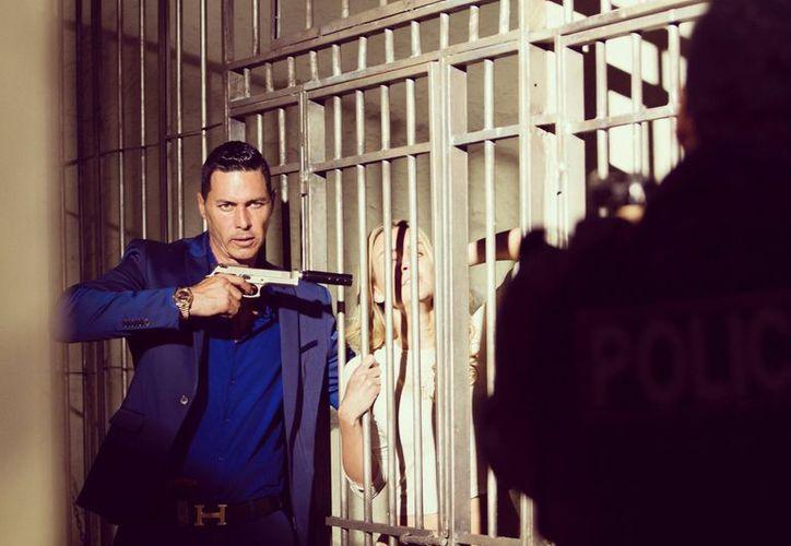 El actor dijo que en esta segunda parte de la serie habrá más acción. (Redacción/SIPSE)