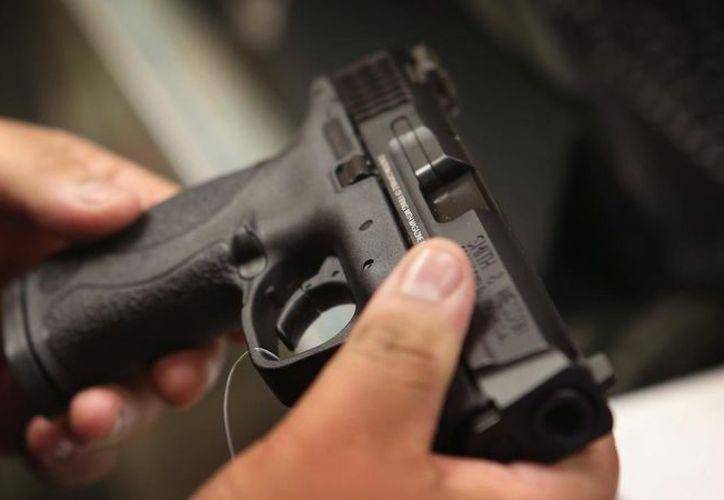 En 2017 el porcentaje de  homicidios en México  con arma de fuego aumentó a aproximadamente al 66%, (Foto: Univisión)