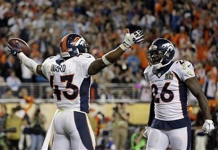 El partido entre Broncos y Panteras obtuvo el segundo mejor rating más alto para un Súper Tazón en la televisión estadunidense.  (AP)