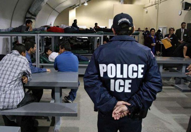 El hombre fue sexta persona arrestada por agentes de inmigración. (Foto: Contexto/Internet)