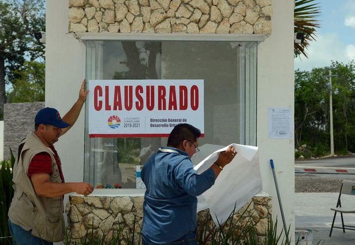 Once desarrolladores enfrentarán procesos penales por venta de terrenos irregulares. (Karim  Moisés/SIPSE)