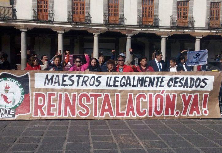 El 15 de marzo de 2016, 29 docentes en Quintana Roo fueron dados de baja del sistema educativo por no haber presentado ninguna de las etapas de la Evaluación de Desempeño 2015.