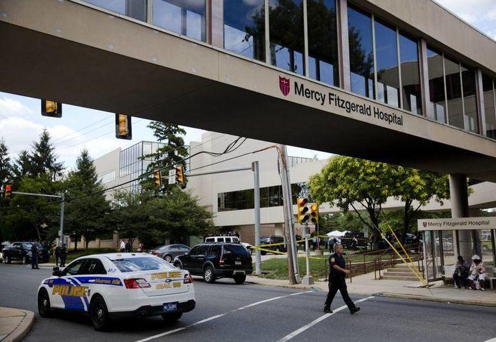 Los agentes de la policía indicaron que no tienen más información sobre el ataque. (AP)