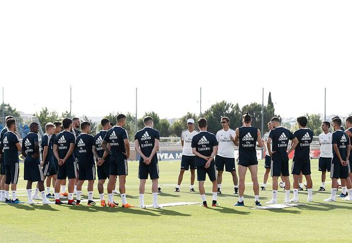 Una nueva era comenzó este lunes en el club Real Madrid. (Twitter)