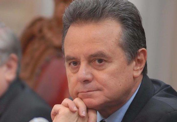 Pedro Joaquín Coldwell aceptó que México cuenta con importantes reservas petroleras en aguas profundas del Golfo de México. (Archivo/Notimex)