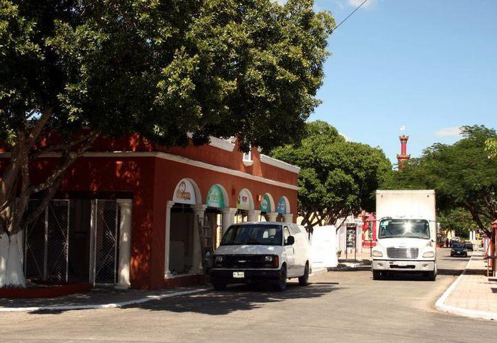 Instalaciones de la Feria Yucatán, en X'matkuil. (Milenio Novedades)