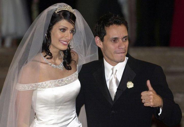 El cantante y la ex Miss Universo se divorciaron tras cuatro años de matrimonio. (Archivo/AP)