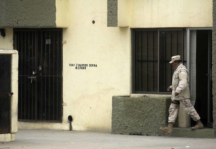 """Rehabilitarán unidades habitacionales """"vandalizadas"""" para evitar que la delincuencia crezca o migre a otras regiones. (Notimex)"""