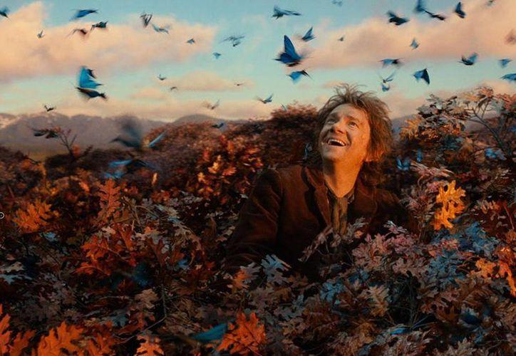 """""""The Hobbit: The Desolation of Smaug"""" es una de las principales cintas nominadas a los MTV Movie Awards. (thehobbit.com)"""