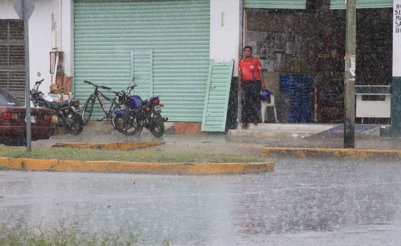 Se esperan chubascos y  temperaturas calurosas a bochornosas durante el día en la entidad. (Foto: Joel Zamora)