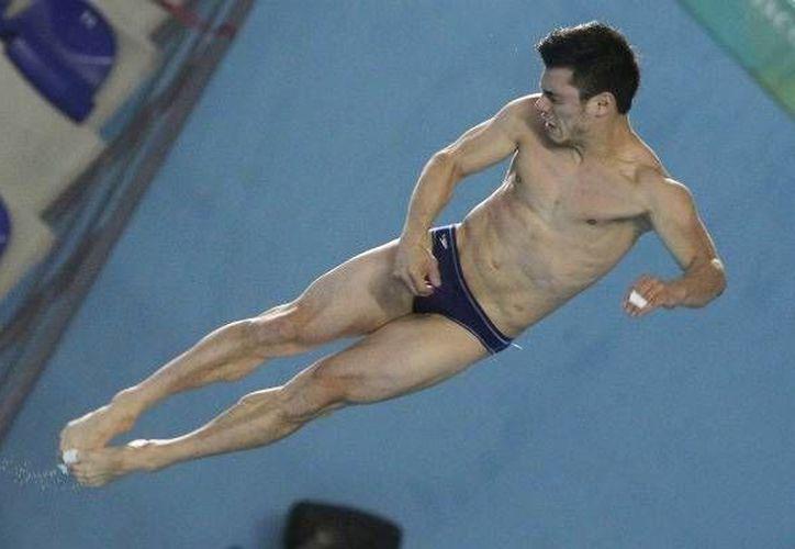 Yahel Castillo dio a México apenas su décimo primer medalla en la historia del Mundial de Natación. (record.com/contexto)