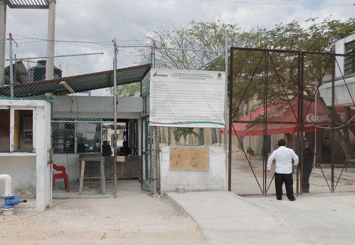 Los trabajos de la cárcel de Cancún deberán estar listos a finales de año. (Redacción/SIPSE)