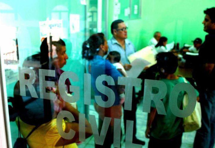 Más de 500 yucatecos han cambiado el nombre que tenían, muchos de estos alusivos a artistas, futbolistas y marcas. (Foto: SIPSE)