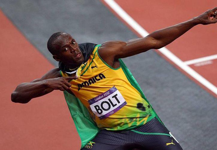 El corredor más rápido del planeta Usain Bolt asegura que no correrá los 400 metros planos en los próximos Juegos Olímpicos de Río de Janeiro, Brasil, porque requiere mucho entrenamiento. (dailymail.co.uk)