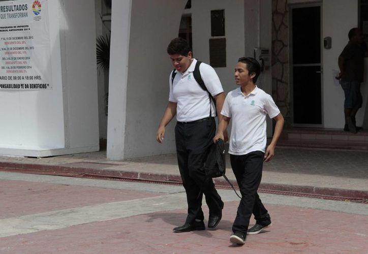 El campus recibirá una matrícula inicial de 160 estudiantes, y esperan que en cinco años crezca a dos mil 40 alumnos. (Tomás Álvarez/SIPSE)