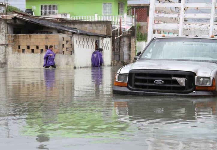 La Declaratoria se emitió por los daños que provocaron las lluvias en el período del 12 al 14 de noviembre. (Redacción/SIPSE)
