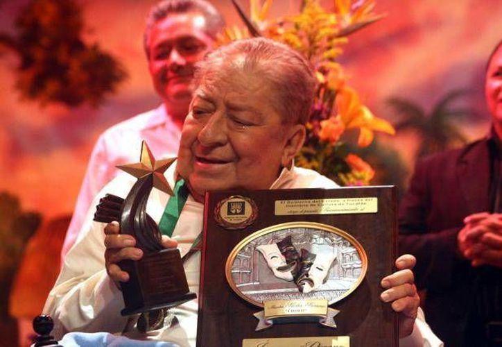 """El próximo 4 de agosto es el cuarto aniversario de la muerte de Héctor Herrera """"Cholo"""" y se le recordará con diversos eventos en Mérida. (Milenio Novedades)"""
