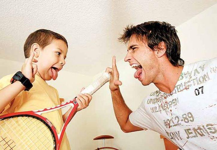 ¿Eres padre malvavisco? Mira los daños que causas a tus hijos