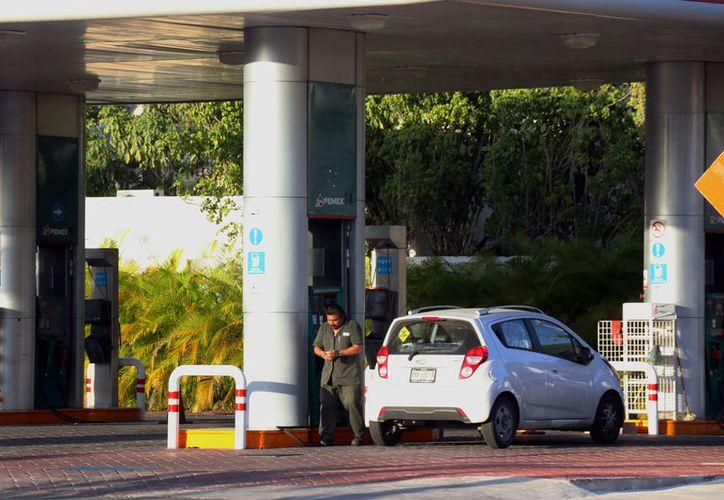 El precio de la gasolina en la capital yucateca mantiene una tendencia a la baja desde el inicio de mes y este miércoles el costo más bajo fue de 18.30 pesos.