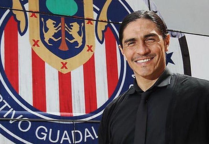 Palencia jugó con el Guadalajara entre el 2003 y el 2005. (chivascampeon.com)