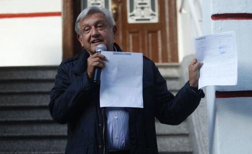 También expuso que el próximo 26 de julio, Jesús Seade, quien encabeza el grupo que coadyuvará en la renegociación de TLCAN. (Twitter)