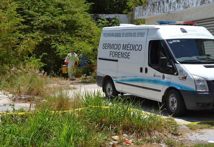 Los trabajos del Semefo en Carrillo Puerto iniciarán en enero o febrero del próximo año. (Harold Alcocer/SIPSE)