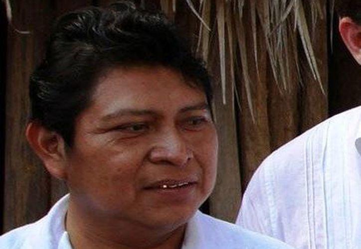 Catalino Chan Chuc, ex alcalde de Chikindzonot, fue asesinado el pasado 19 de agosto y su cuerpo fue arrojado a un cenote. (Milenio Novedades)