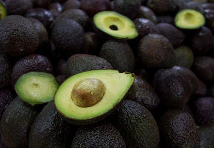 El aguacate se vendió hasta en 90 pesos el kilo en ciudades como Tijuana. (Milenio.com)