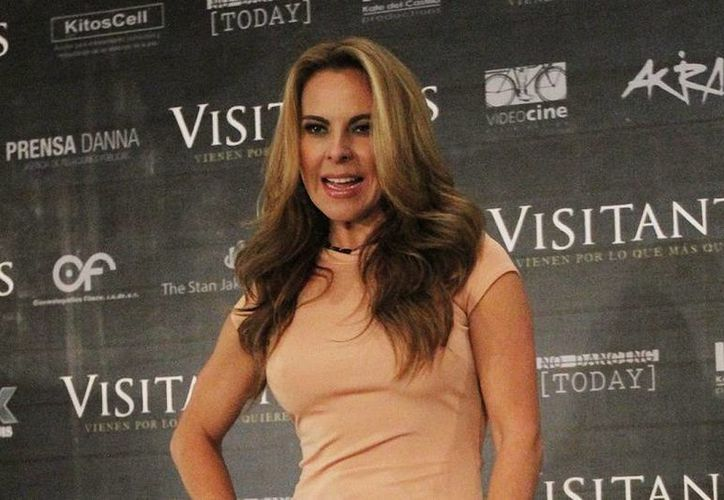 La serie con Kate del Castillo debió iniciar en Enero, pero no se pudo por los problemas relacionados con 'El Chapo' Guzmán.(Notimex)
