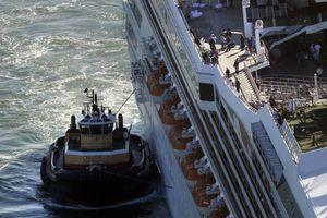 Carnival Triumph: Rumbo a puerto seguro