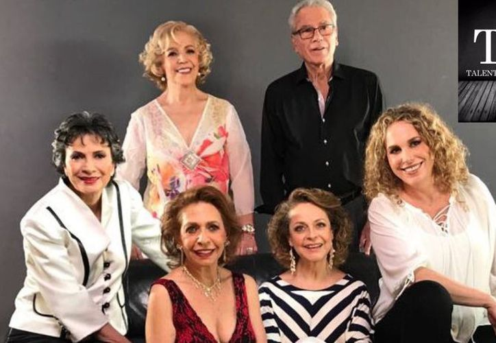 """Los actores acudieron a Ventaneando para dar a conocer que ya no """"están casados con la empresa de San Ángel"""". (Foto: @talentolibrelat/Twitter)"""