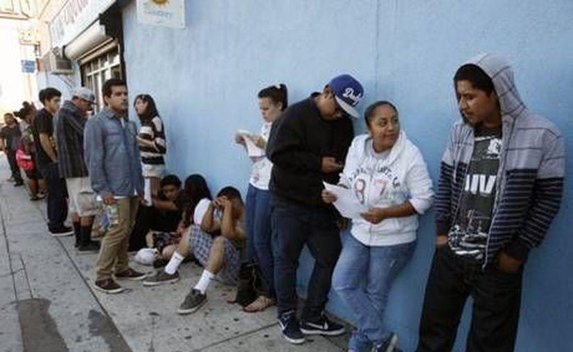 Los operativos contra  inmigrantes con antecedentes penales ha originado un incremento en sus deportaciones. (Agencias)