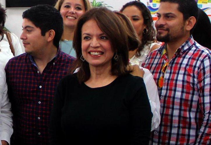 De noviembre a la fecha el personal afectado y partidos políticos han promovido más de 10 juicios en contra de María de Lourdes Rosas  Moya. (José Acosta/SIPSE)