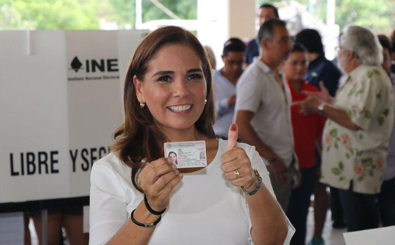 Mara Lezama llamó a la sociedad a participar y ejercer su derecho.