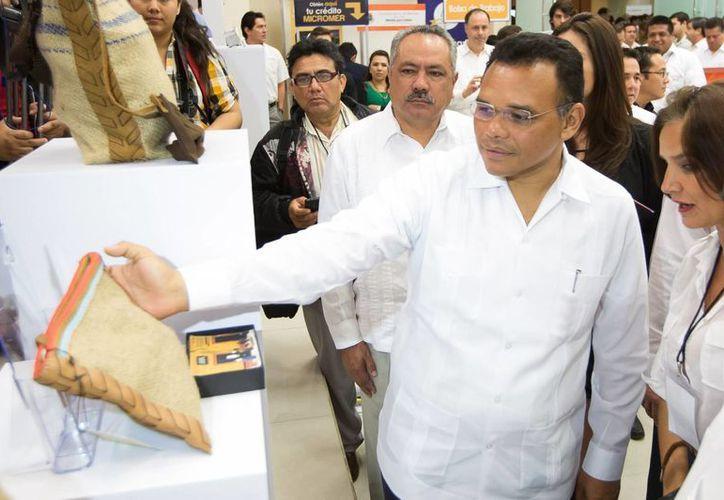 Zapata Bello destacó algunas ventajas competitivas del Estado. (Cortesía)