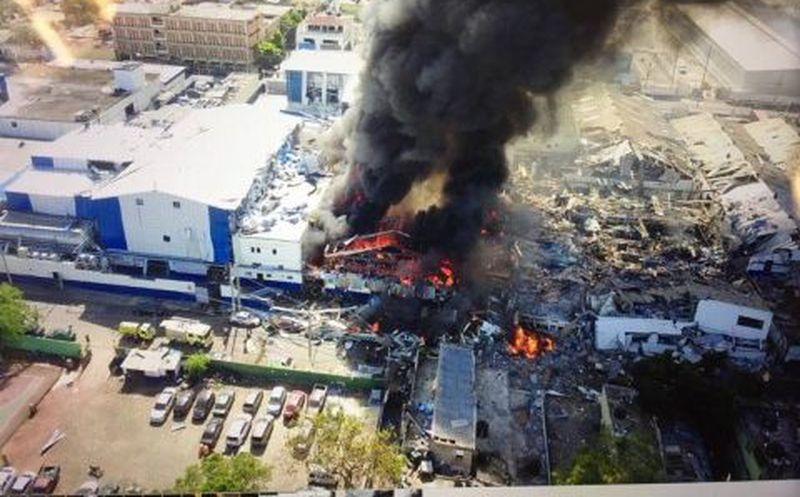 Director de PolyPlas lamenta fallecimiento de empleados en explosión