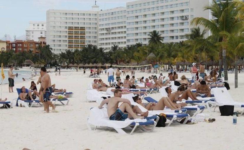 Los hoteleros invierten mucho más de lo que aporta el estado para promoción. (Foto de Contexto/Internet)