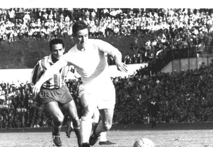 Raymond Kopa ha sido uno de los mejores futbolistas franceses de todos los tiempos. (Foto tomada de mundodeportivo.com)