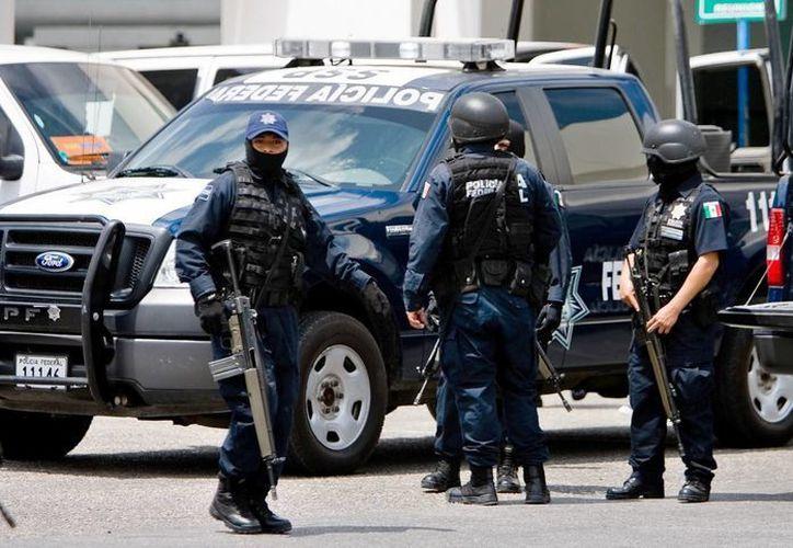 Están acusados por los delitos de delincuencia organizada, homicidio, secuestro, portación y posesión de armas de fuego y cartuchos de uso exclusivo de las fuerzas armadas. (Archivo SIPSE)