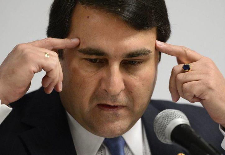 Federico Franco (foto) sigue siendo el presidente de Paraguay, pero Horacio Cartes ya fue electo para sucederlo. (EFE)