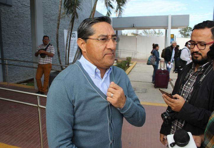 Juan Vergara deja la precandidatura. (Archivo/SIPSE)