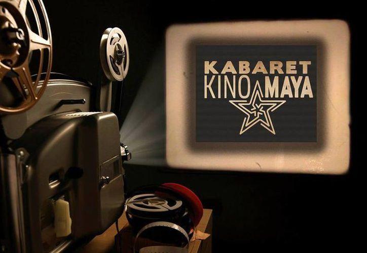 Creadores cinematográficos de México y otros países participarán en la tercera edición del Festival Internacional de Cortometrajes Kabaret Kino Maya que arranca este 28 de febrero. (Facebook: Kabaret Kino Maya)