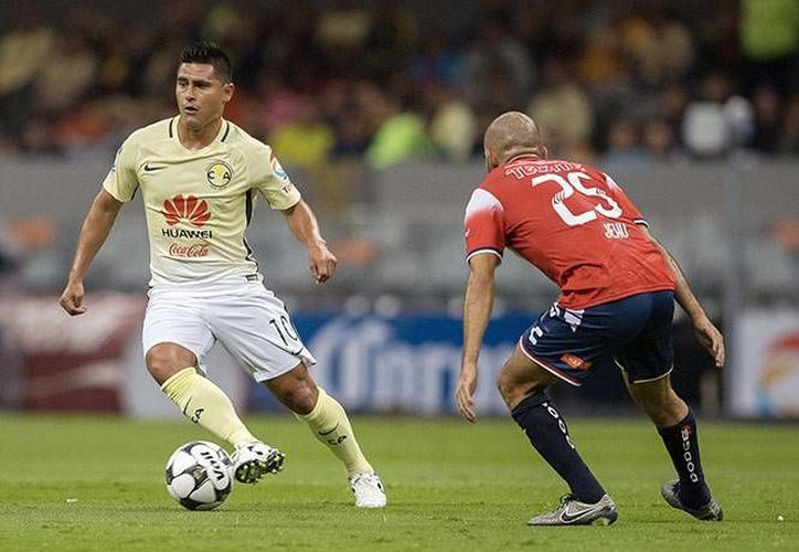 América y Veracruz buscaban esta noche los últimos dos boletos a la fase de cuartos de final de Copa MX. (mexsport.com)