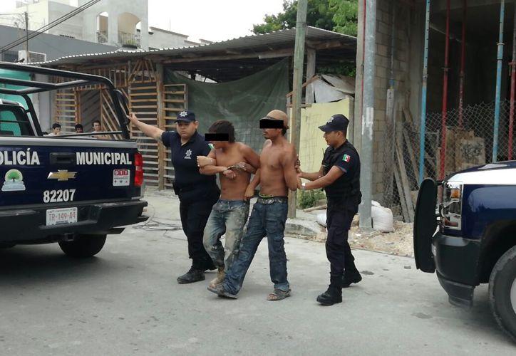 Detuvieron a seis personas por una riña en Playa del Carmen. (Redacción/SIPSE).