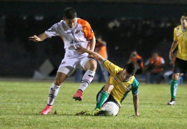 Venados de Yucatán perdieron este viernes por la noche 1-0 contra Alebrijes de Oaxaca en la Liga de Ascenso MX. (Facebook//CFMerida)