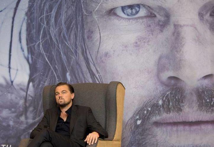 Leonardo DiCaprio consiguió su quinta nominación a los Premios Oscar por su trabajo en The Revenant, sin embargo, en ninguna de las ocasiones anteriores logró recibirlo. (Archivo AP)
