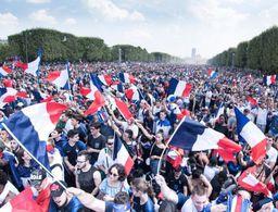 Francia recibe al campeón del Mundial de Rusia 2018