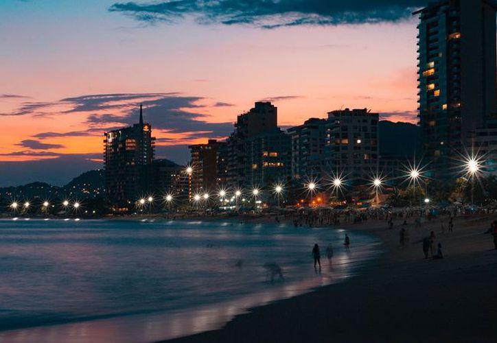 Viajar a Acapulco.