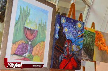 Arte Spazio realiza exposición colectiva de arte