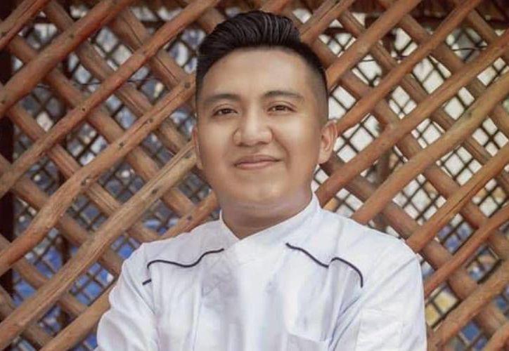 El chef yucateco Eliodoro Xicum Cobá. (Foto: redes sociales)